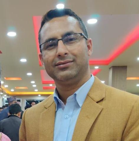Bishnu Dhakal